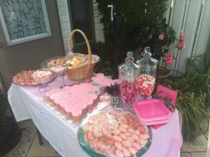princess dress cupcake